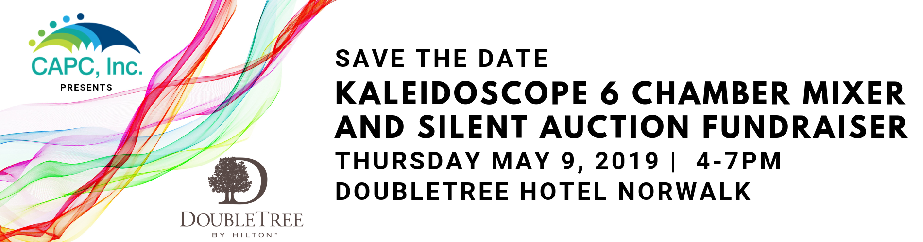 Kaleidoscope 6 Chamber Mixer and Silent Auction Fundraiser
