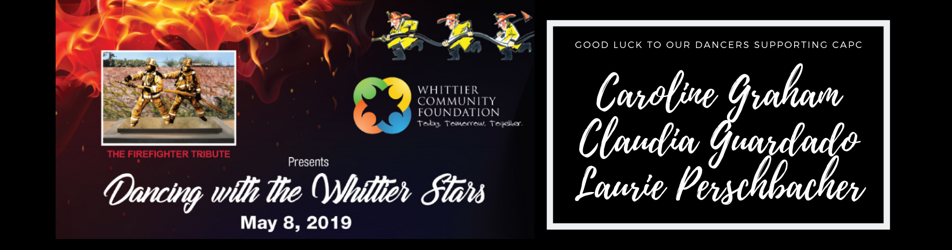 Dancing with the Whittier Stars