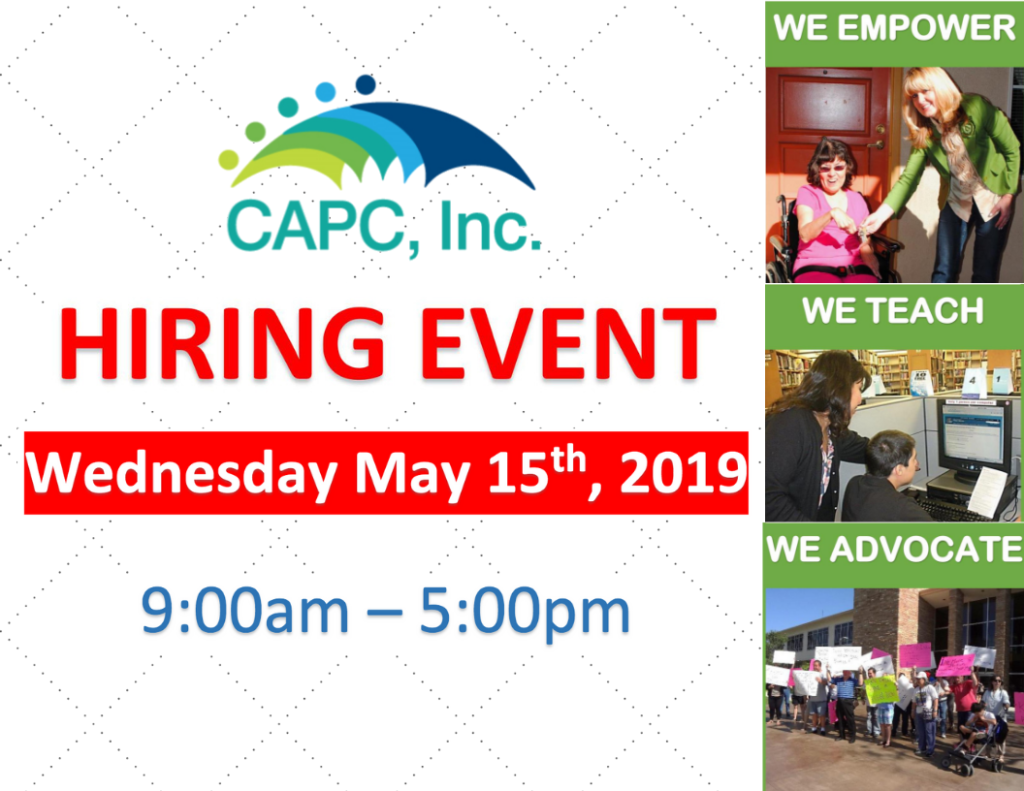 May Hiring Event_NewsIcon