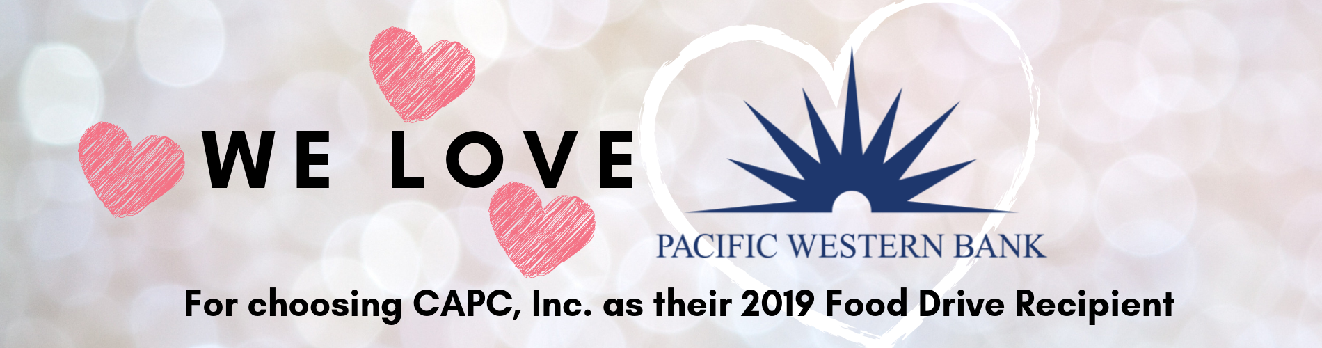 We heart Pac West